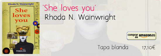 She loves you Rhoda N. Wainwright